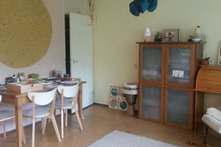 House available from 11 july till 31 july - Wageningen - House