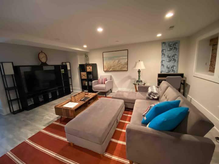 Sakura Suite, luxury 1 BR apt in Capitol Hill!