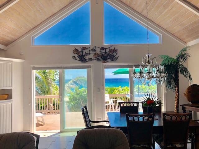 Palm Paradise Beach Front Home $449 a Night