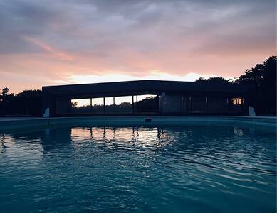 Verdon : Guest house with swimming pool