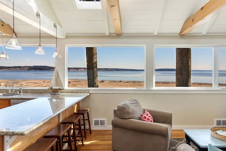 Whidbey Cabin on Kiteboarding & Off Leash Beach!