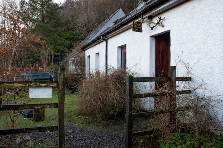 Railway Cottage, a cosy cottage for two.