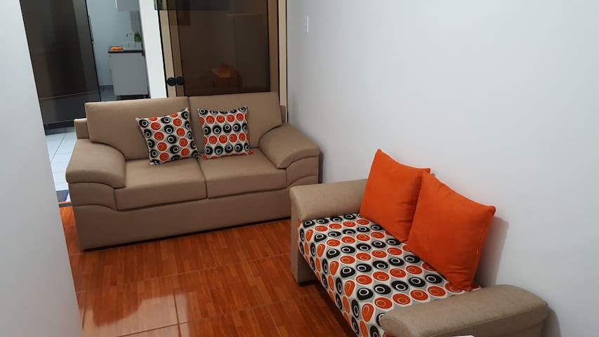 Private apartment near to all.