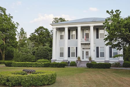 Private Bed & Bath in Georgia Mansion