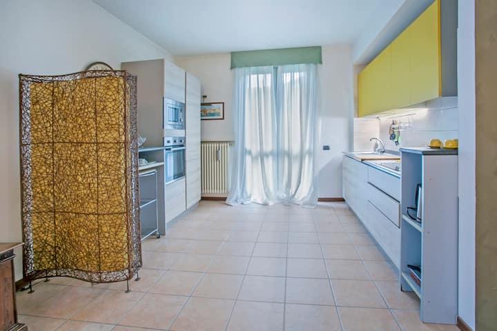 Villa Viviana_ Camera Singola A con bagno comune