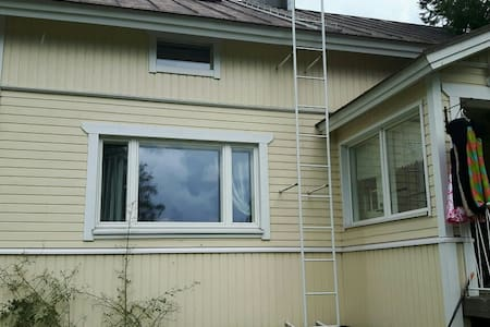 Villa Karankatu - Kouvola - 公寓