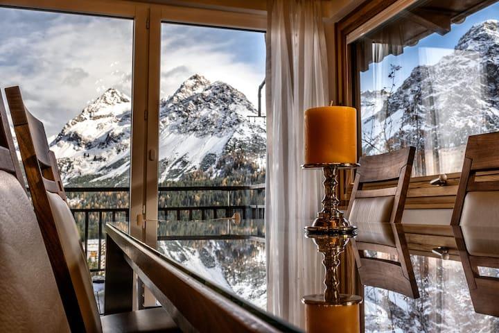 Luxus Alpenchalet Brigitta I