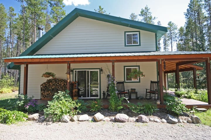 Great Northern Guest House - Glacier Park awaits! - Coram - Haus