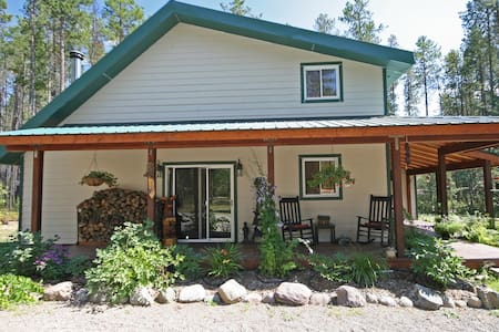 Great Northern Guest House - Glacier Park awaits! - Coram - Casa