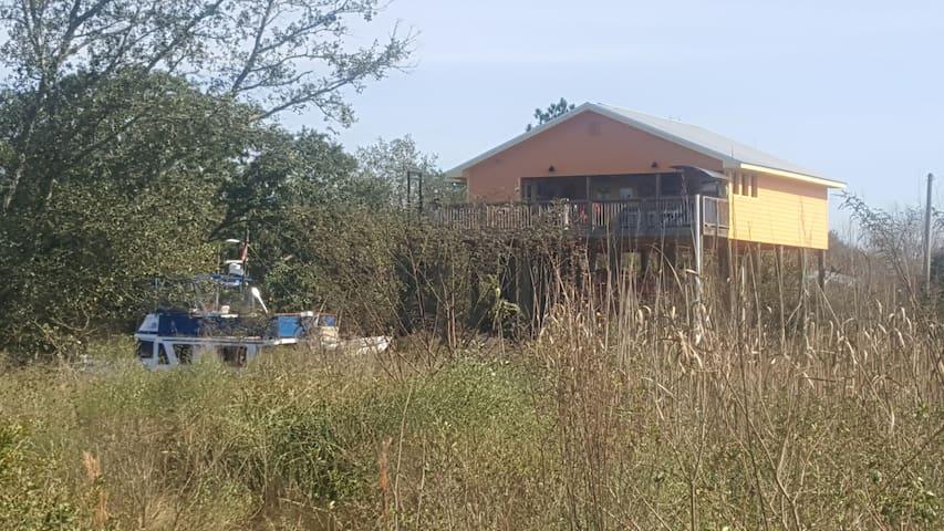 Bayou Hideaway - Bay Saint Louis - Hus
