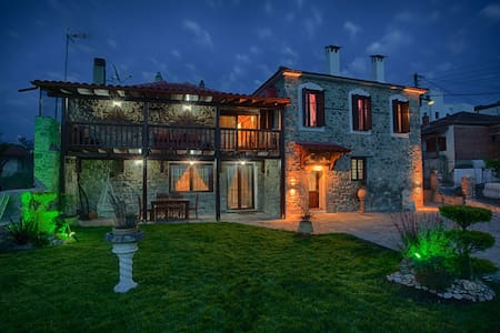 Stonebuild 19th Century Mansion - Kalandra