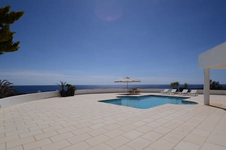 Family villa with sea view &beaches - Binidalí