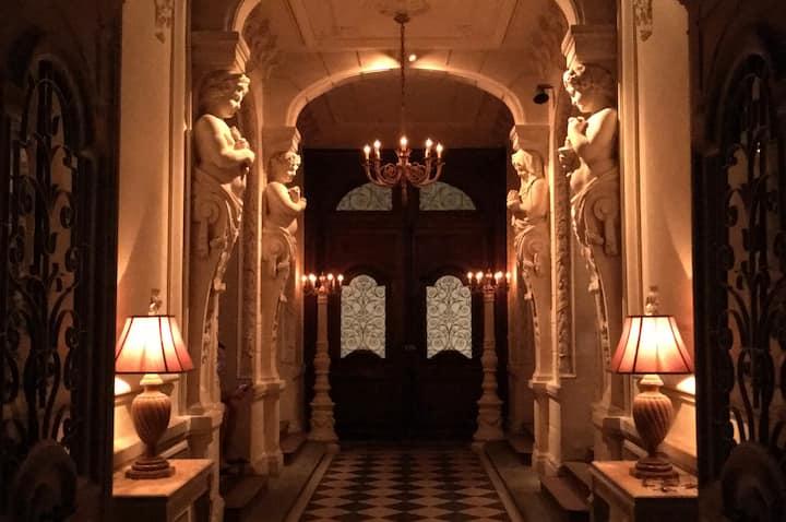 Belle Chambre Romantique dans un Cadre Remarquable
