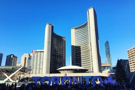 Entire Newly Renovated Studio (Downtown Toronto) - Toronto - Loft