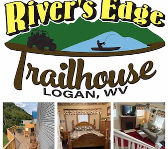 River's Edge Trailhouse on Hatfield-McCoy Trails