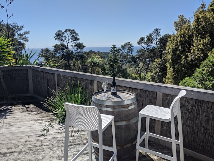 Korora on Queens : Well located sea view B&B