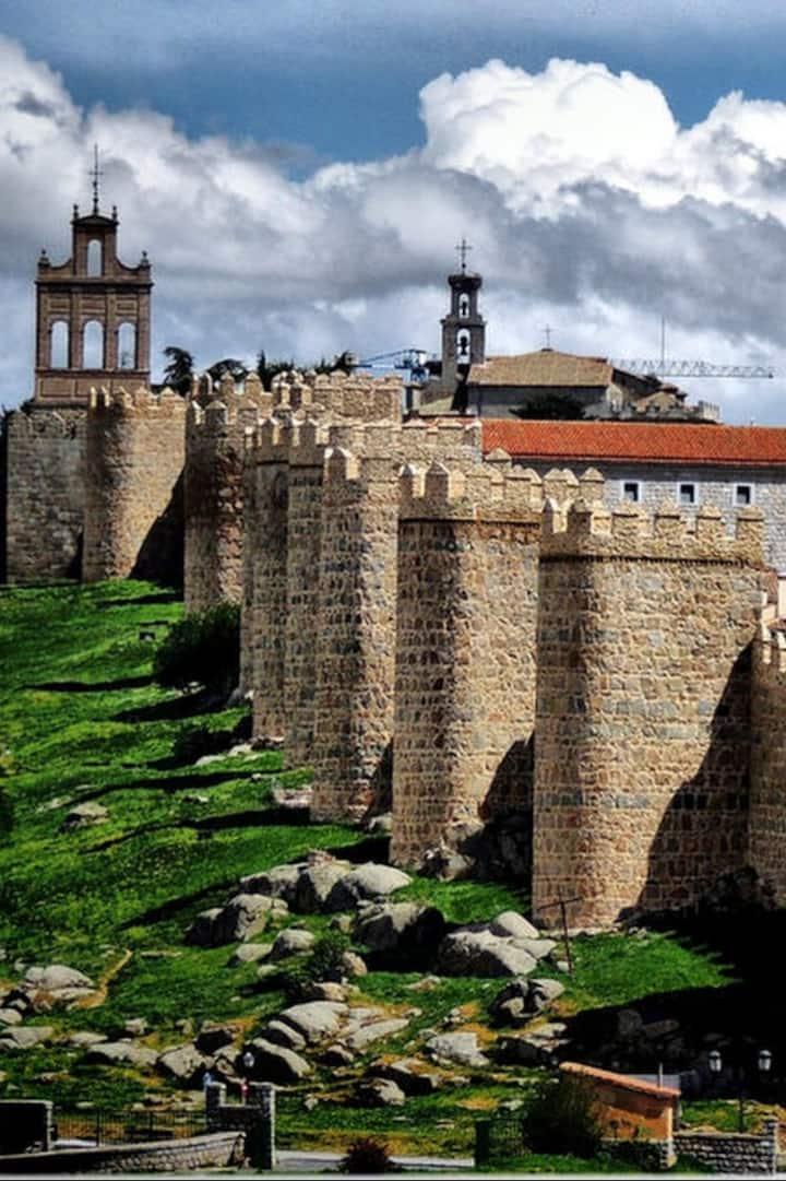 Ávila's Wall
