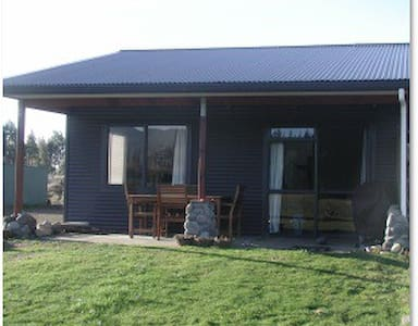 Rivers Run - Rural & Riverside - Turangi - Apartment