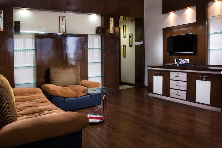 Modern apartment in the heart of Chennai - Chennai - Daire