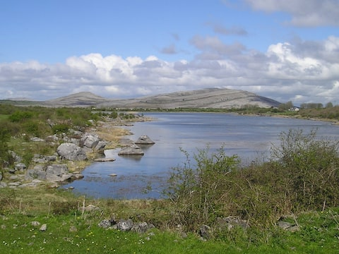 Burren Lakeside Cottage,  County Clare