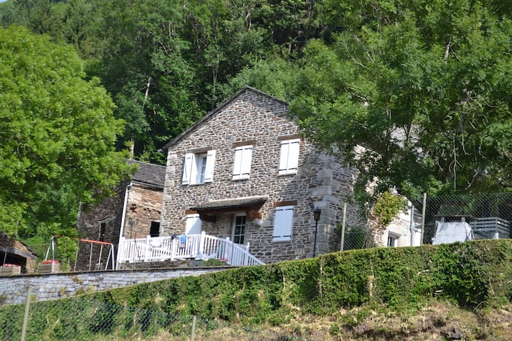 Gite la Vallée  Self catering accommodation - Tarn
