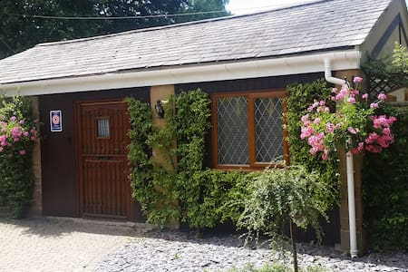 À côté, a 2 bedrooms 4-star Gold Award cottage - Beaminster - 小平房