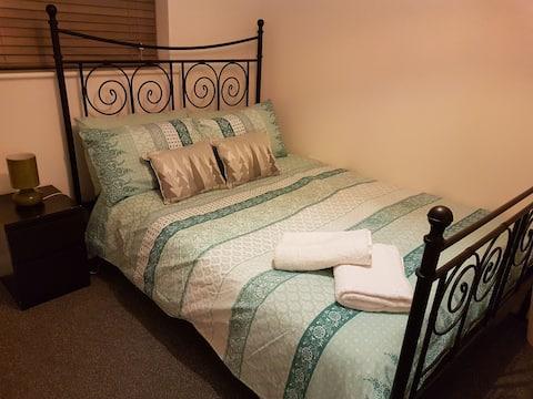 Lovely Double Bedroom in Manchester w/En-Suite