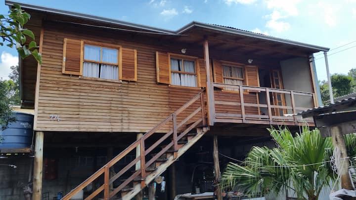 Aconchegante casa de madeira em Caxias do Sul