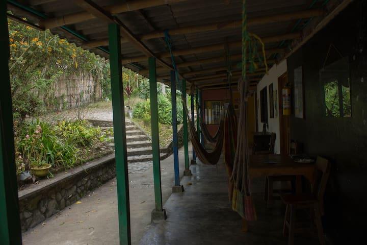 The Plantation House Too - Private Room - Salento - Rumah Tamu