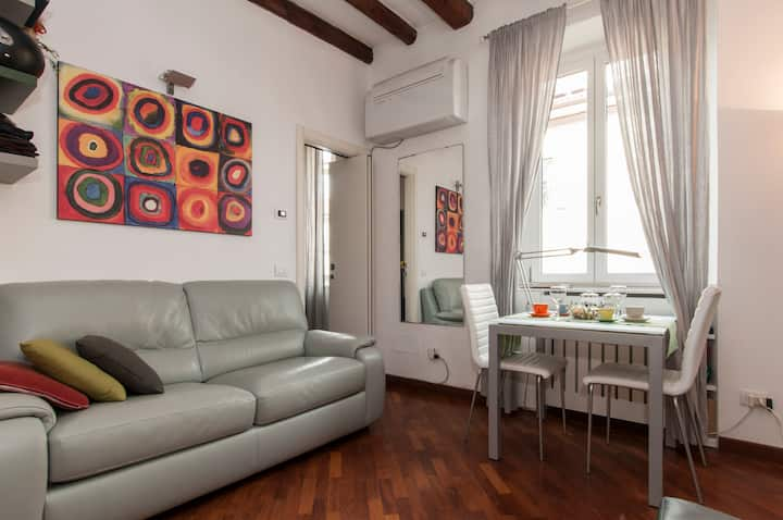 Cosy and Bright Flat in the heart of Porta Venezia