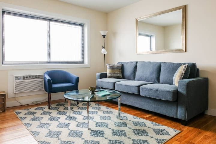 Cozy 1BR in Vibrant East Side | Steps to Brady St