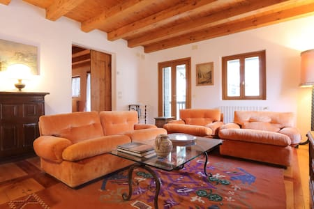 COLVAGO LA CORTE SPECTACULAR ANCIENT COUNTRY HOUSE - Colvago - Huis