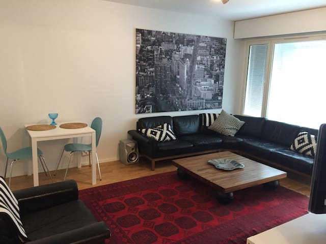 Nice city apartment near everything - Lahti - Apartament