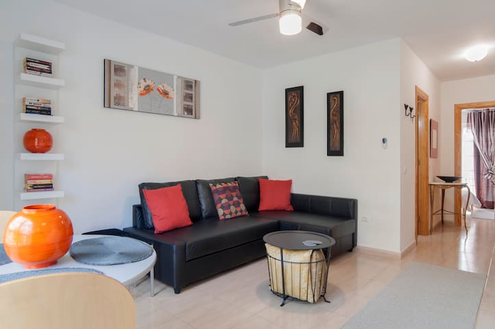 Apartment in center of Los Boliches, Fuengirola