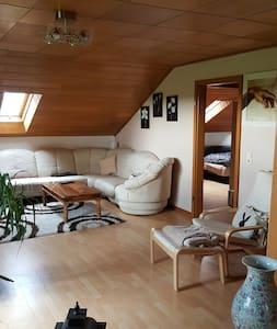 Ruhige Wohnung am Feld - Bergheim