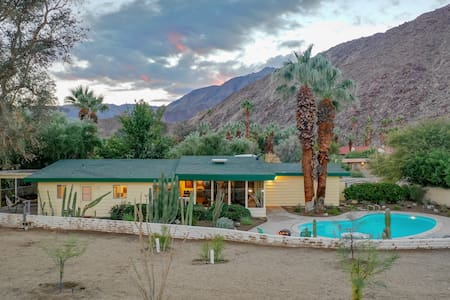 The Hummingbird Haven of Borrego Springs