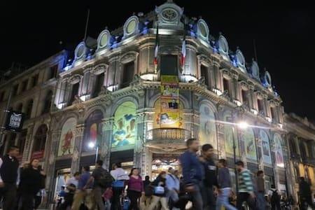 Bonita habitación en el Centro Histórico - Ciudad de México - Condominio
