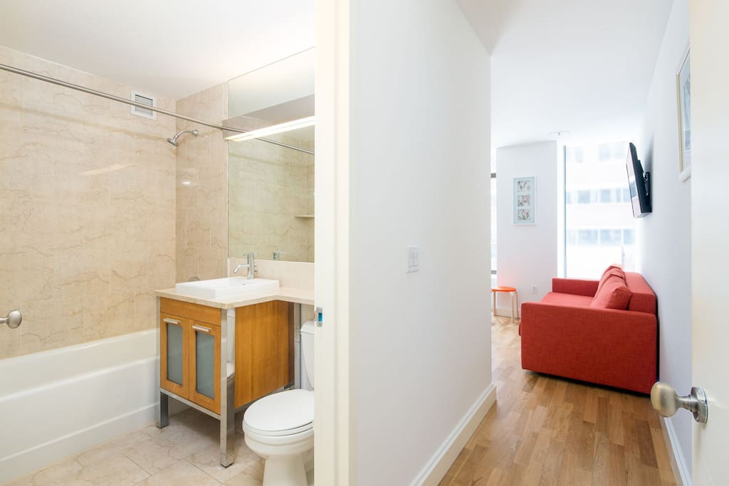 Amazing Room With Private Bathroom Wall Street Apartments For Rent In New York New York