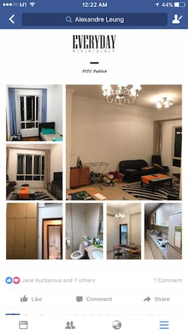 Somerset commun room available now