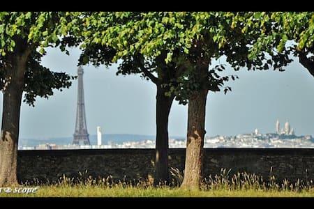 Chaleureux 3P Meudon Tour Eiffel - Meudon - Pis