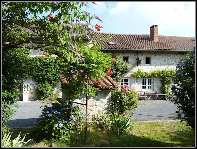 Jolie chambre au cœur du PNR Périgord-Limousin - Pensol - House