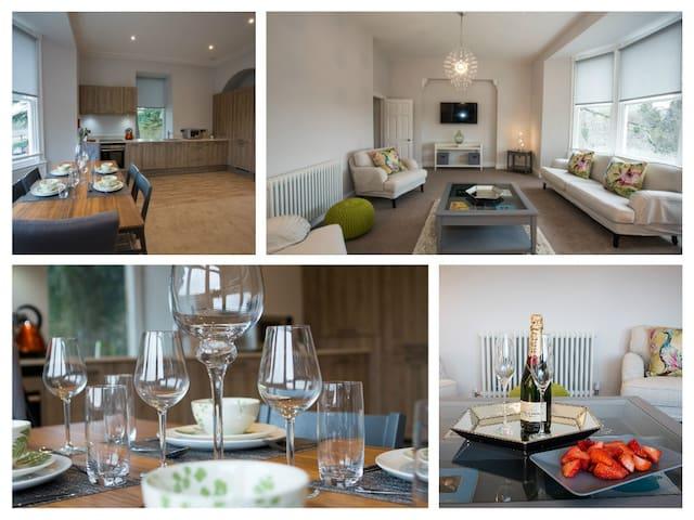 Luxury in Richmond North Yorkshire