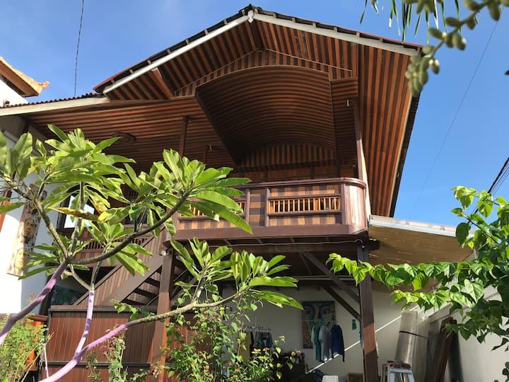 BURUNG WOODEN HOUSE
