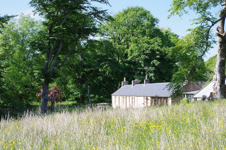 LYNDALE holiday cottages - Skye - Edinbane - Dům