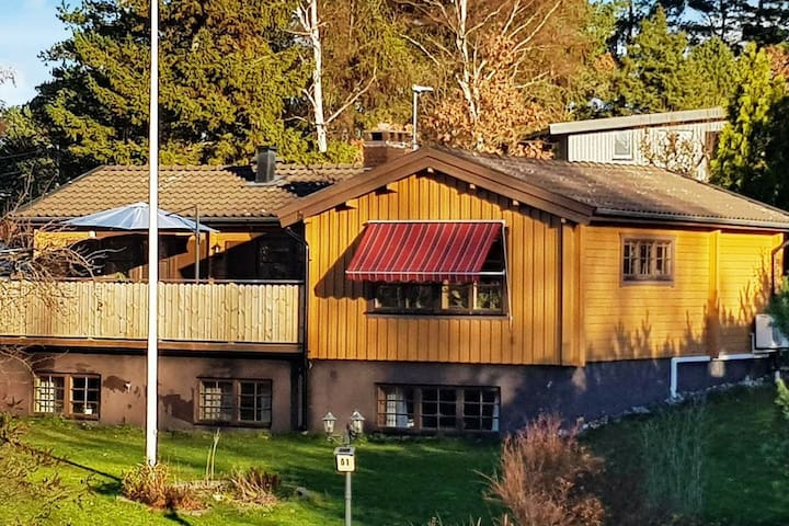 7 person holiday home in HJÄLTEBY