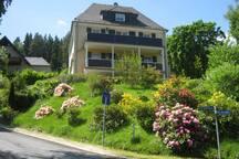 Villa Goldbrunnen (Ferienwohnung 3)