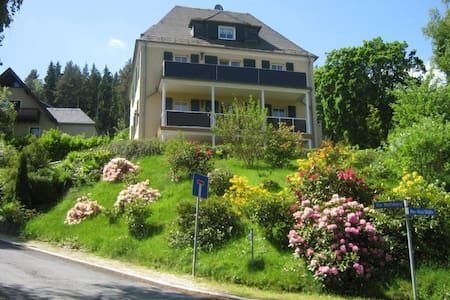 Villa Goldbrunnen (Ferienwohnung 3) - Bad Elster - Appartement