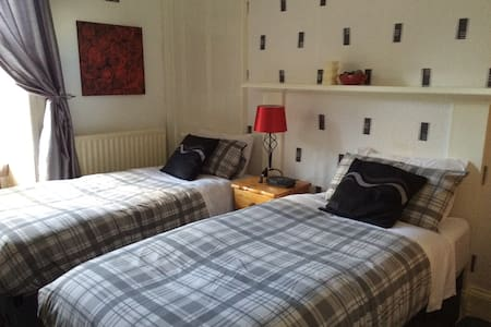 McCoinnich Guesthouse room 1 - Hus