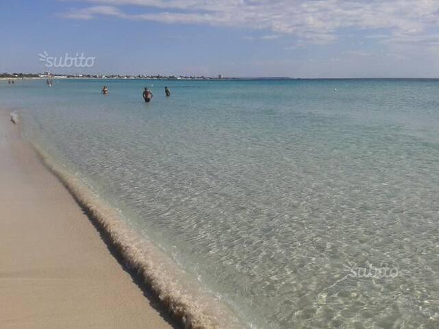 Accogliente appartamento sulle spiaggie sabbiese - Torre Mozza - Apartament