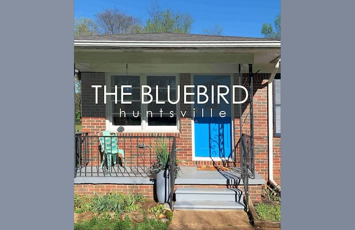 The Bluebird- Home away from Home